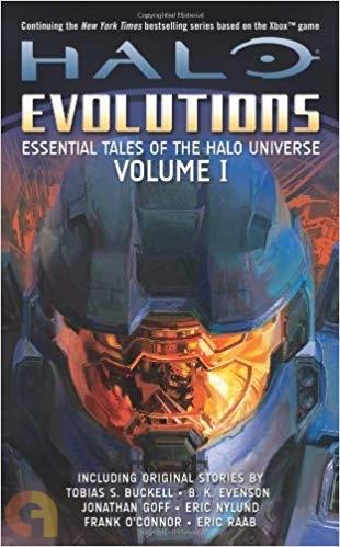 Halo Evolutions: Volume 1