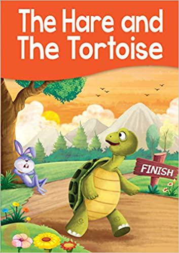 HARE & TORTOISE - MY FIRST STORY BOOKS