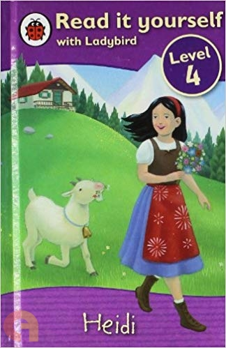Heidi: Read it Yourself with Ladybird - Level 4