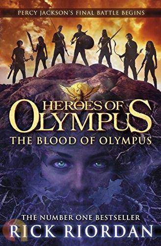 Heroes of Olympus (Book 5): The Blood of Olympus