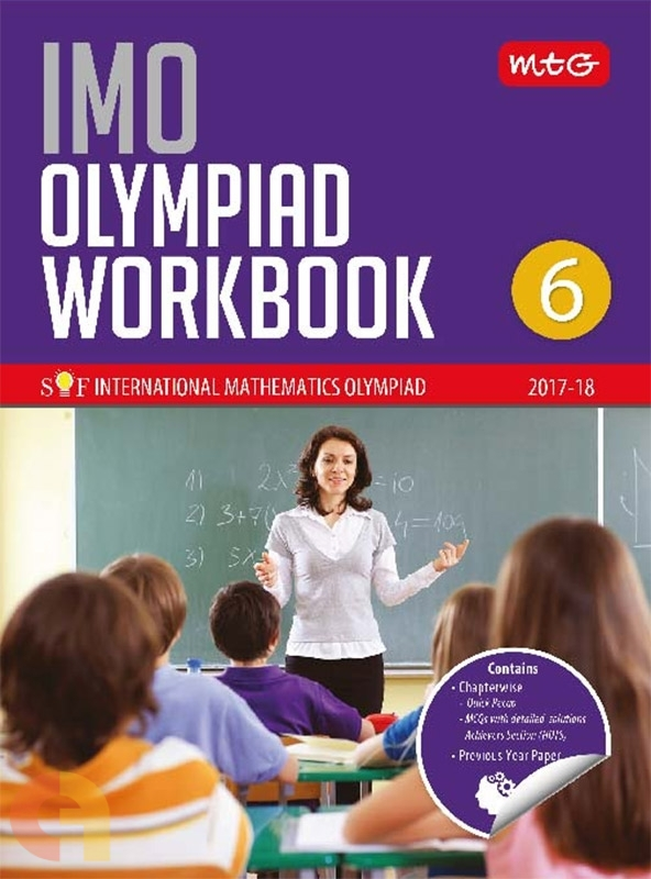 IMO Olympiad Work Book for Class 6