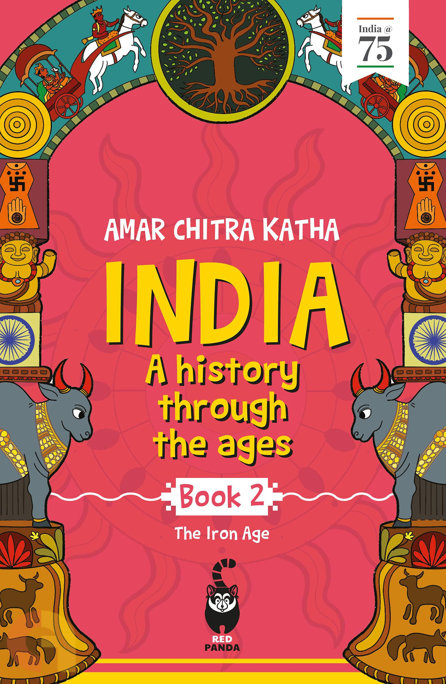 India: A History Through the Ages (Book 2)