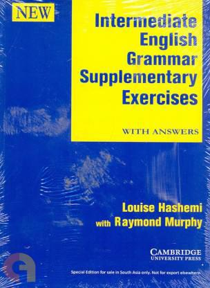 Intermediate English Grammar Supplementary Exercises with Answers