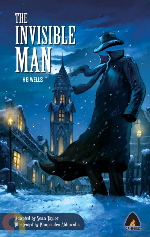 The Invisible Man (Campfire Publications)