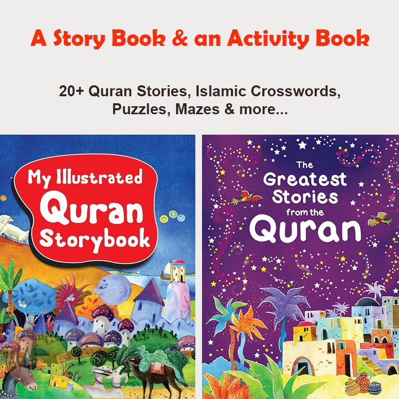 Islamic Story and Activity - Set 1