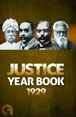Justice Year Book 1929