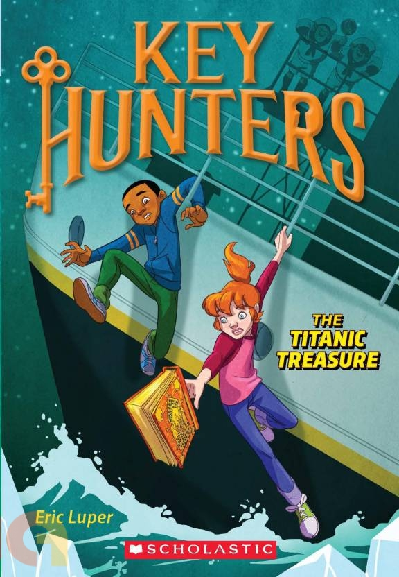 Key Hunters #5: The Titanic Treasure