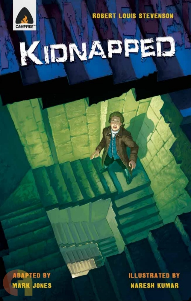 Kidnapped (Campfire Publications)