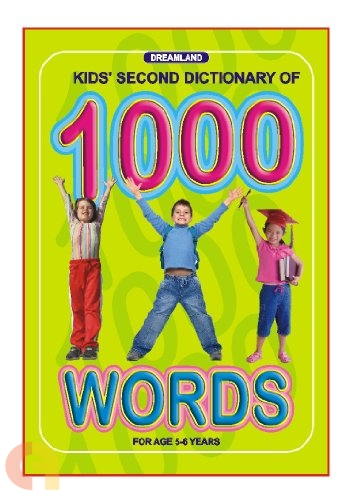 Kids' Second Dictionary of 1000 words