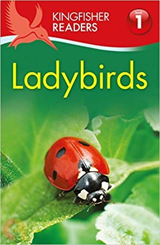 Kingfisher Readers: Ladybirds - Level 1