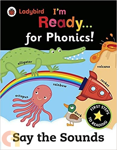 Ladybird I'm Ready... for Phonics! Say the Sounds