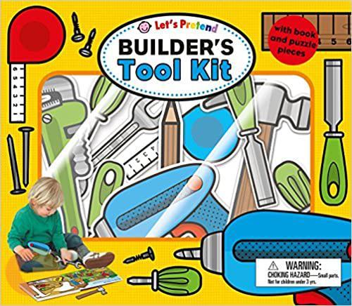 Lets Pretend Builders Tool Kit