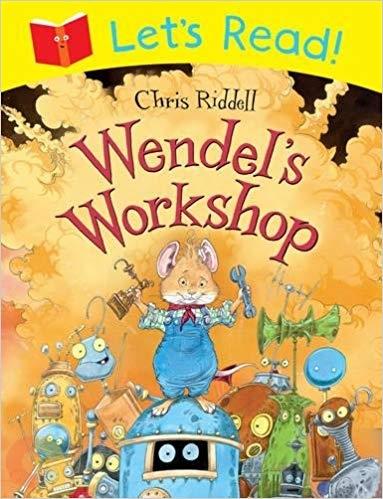 Lets Read!  Wendels Workshop