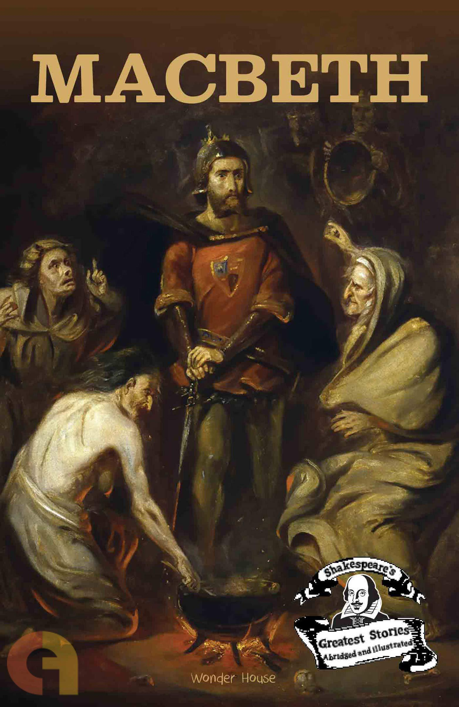 Macbeth: Shakespeare's Greatest Stories