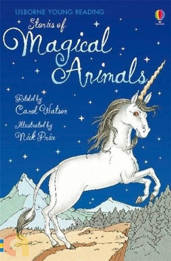 Magical Animals (Young Reading-1)