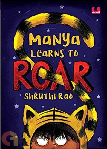 Manya Learns to Roar