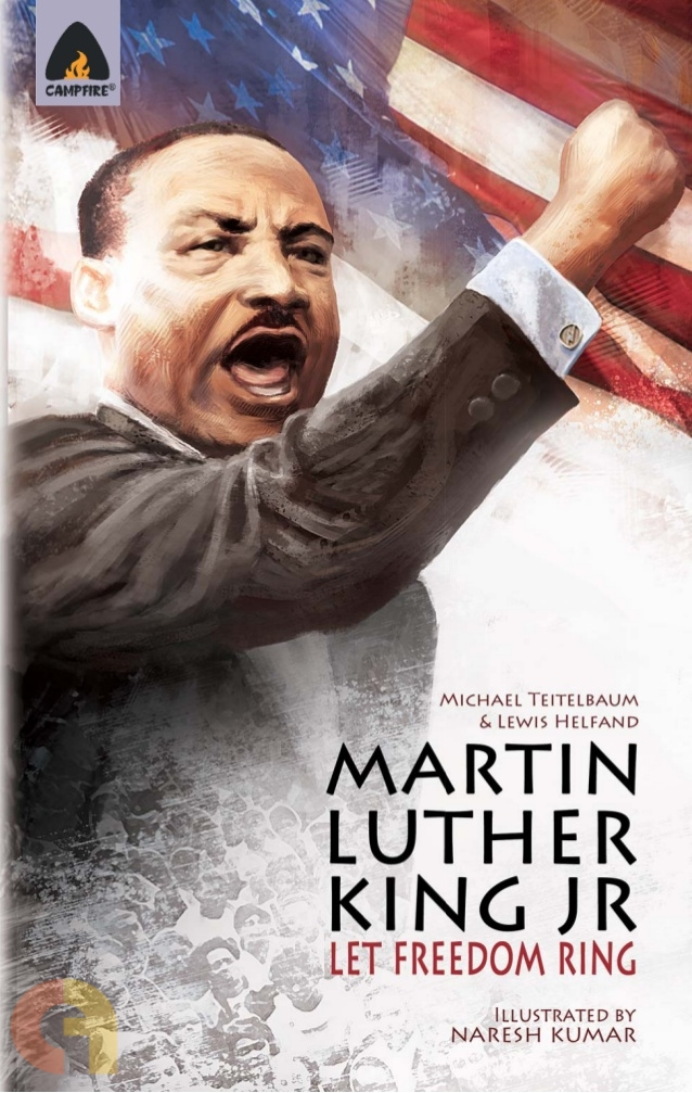 Martin Luther King JR Let Freedom Ring