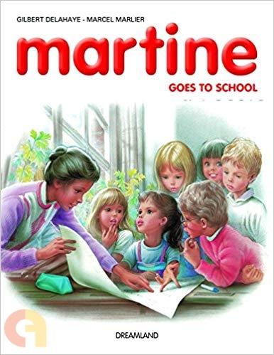 Martine Goes To School
