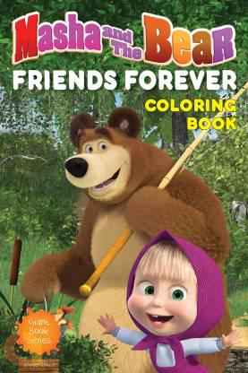 Masha And The Bear: Friends Forever