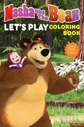 Masha And The Bear: Lets Play