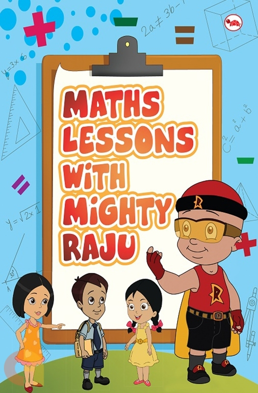 Maths Lesson with Mighty Raju