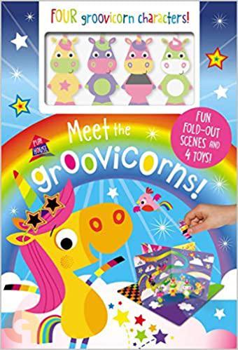 Meet The Groovicorns (Playhouse Boxset)