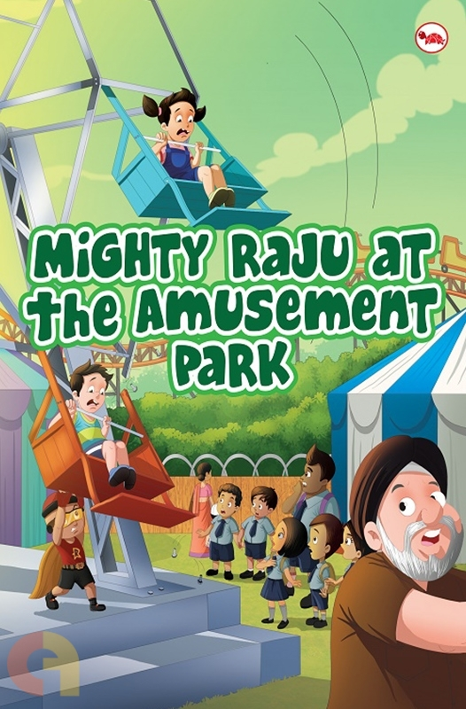 Mighty Raju at the Amusement Park