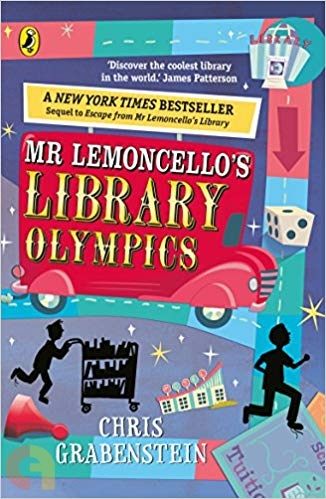 Mr Lemoncello's Library Olympics
