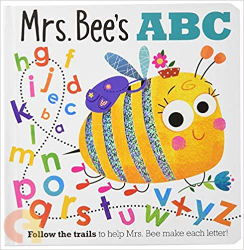 Mrs. Bee's ABC (Touch And Feel)