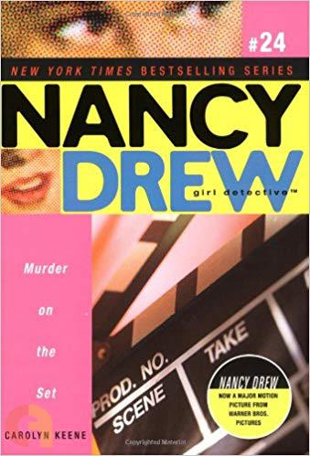 Murder on the Set (Nancy Drew: All New Girl Detective #24)