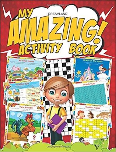 My Amazing Activity Book