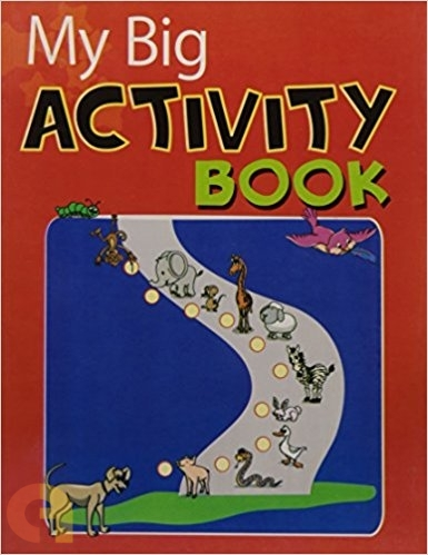 My Big Activity Book