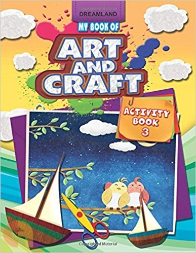 My Book of art and craft : Activity Book 3