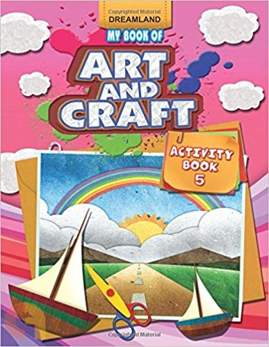 My Book Of Art And Craft : Book - 5