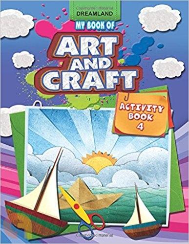 My Book of Art & Craft Part - 4