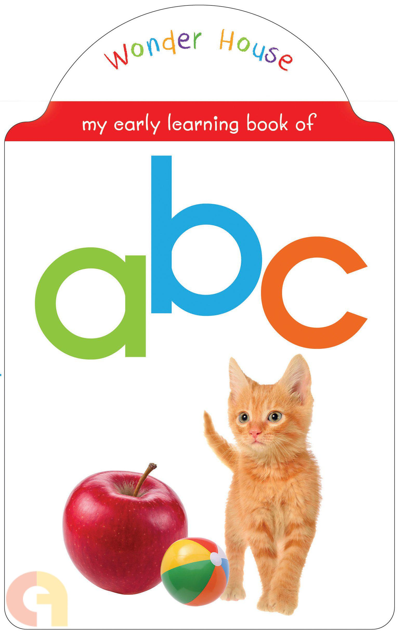 My Early Learning Book Of ABC