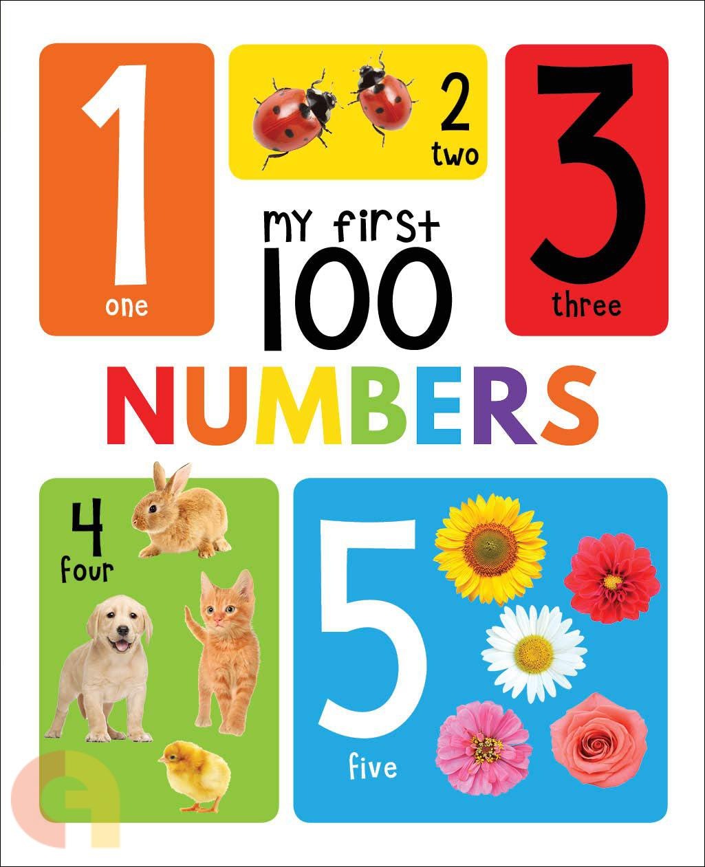 My First 100 Numbers (Board Book)