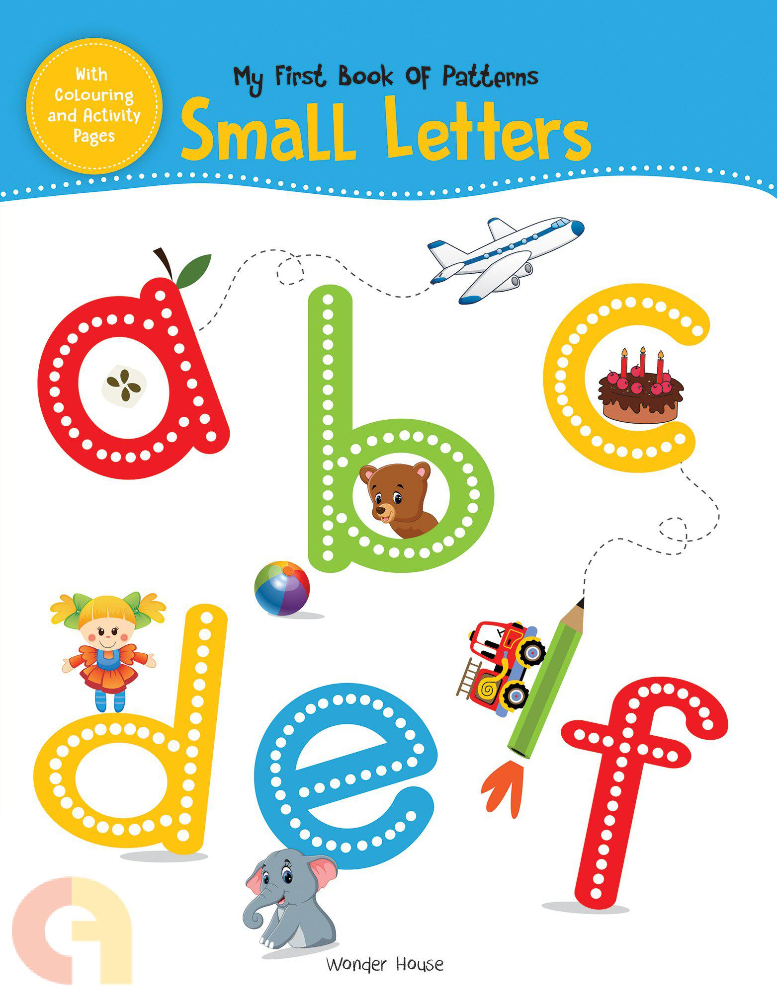 My First Book of Patterns: Small Letters