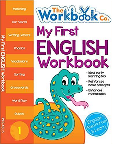 My First English Workbook