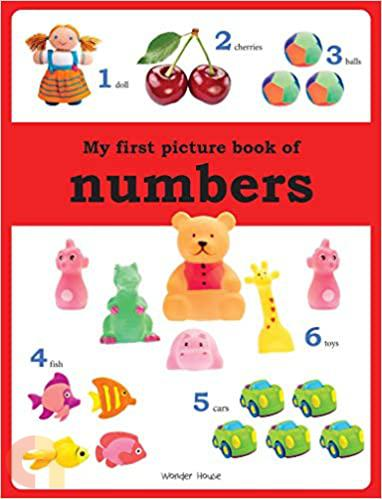 My first picture book of Numbers (Wonder House Books)