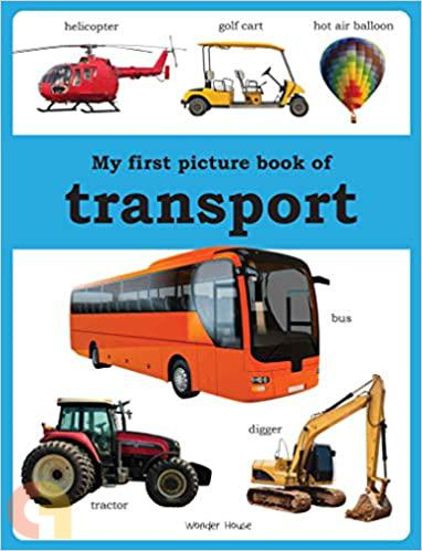 My first picture book of Transport
