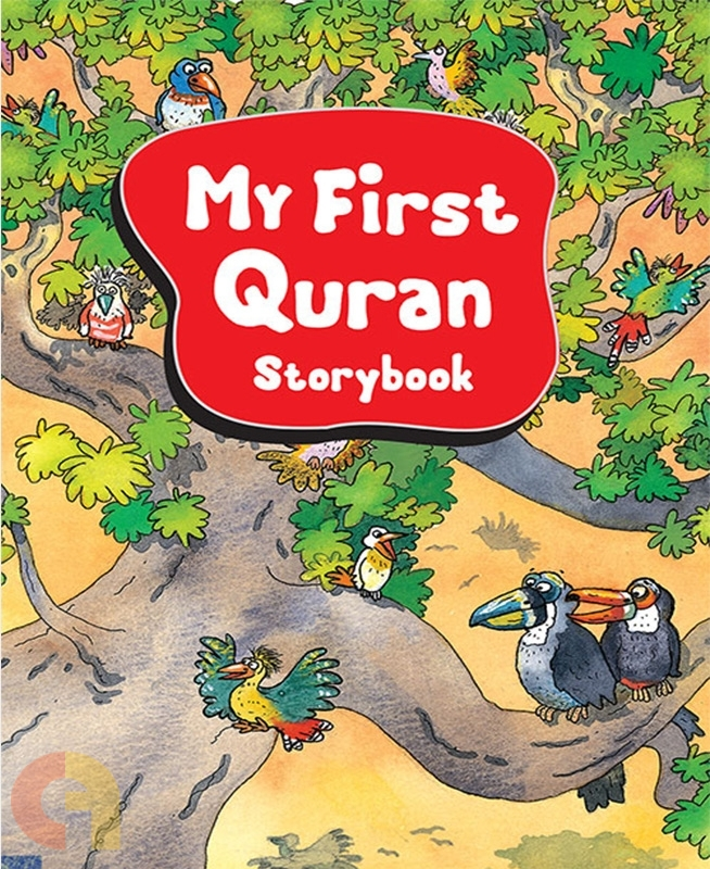 My First Quran Storybook - PaperBack