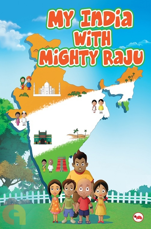 My India with Mighty Raju