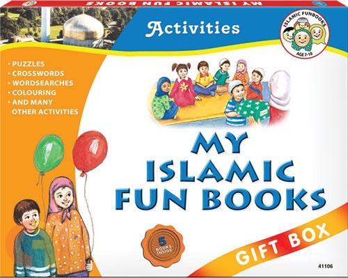 My Islamic Fun Books Gift Box