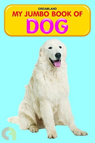 My Jumbo Book - DOG