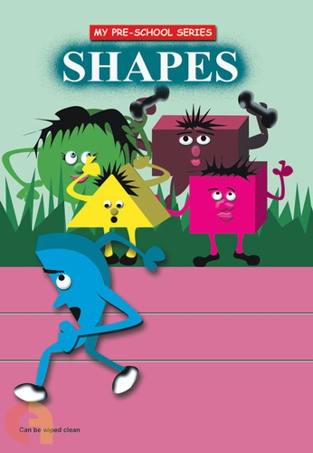 My Pre - School Series - Shapes