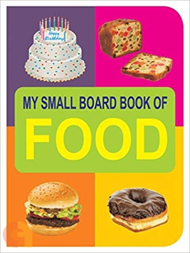 My Small Board Books - Foods