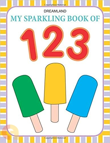 My Sparkling Book of 123