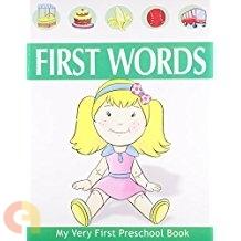 My Very First Preschool Book - First Words
