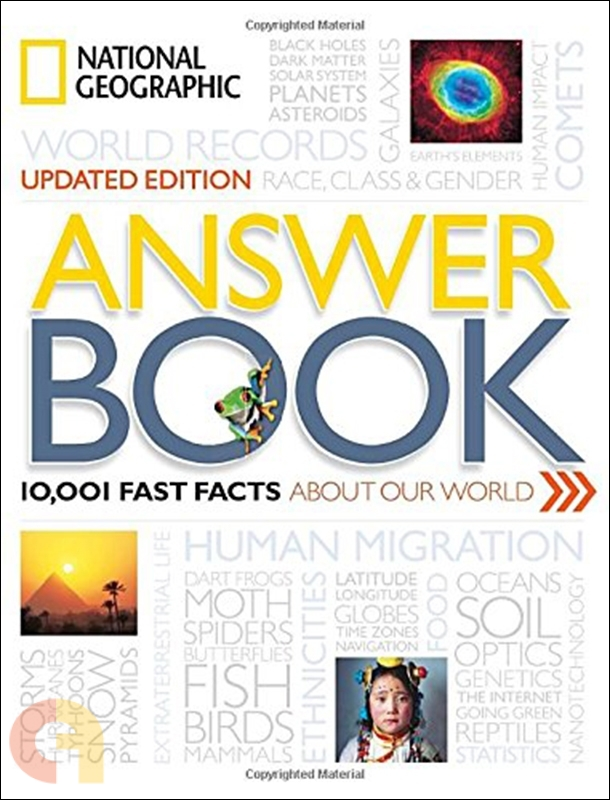 National Geographic Answer Book (Updated Edition)